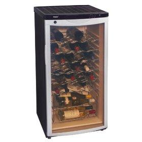 Haier 30 Bottle Wine Cellar Bc112g Winecoolerreviews Com